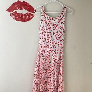 Eva Franco Dresses - Eva Franco Valentine Twirl Pin-Up Heart Dress ❤️